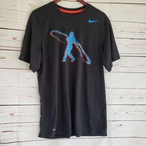 Men's Nike Baseball Swingman t shirt med